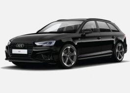 Audi A4 Avant Advanced 40 TDI Quattro 190 KM s Tronic Czarny Briliant w cenie PLN 175700 | 18 czerwca 2021