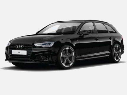 Audi A4 Avant Advanced 40 TDI Quattro 190 KM s Tronic Czarny Briliant w cenie PLN 175700 | 26 września 2020