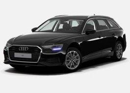 Audi A6 Avant Sport 40 TDI Quattro 204 KM Automat Czarny Brillant w cenie PLN 207400 Samochód do firmy i dla rodziny | 6 grudnia 2019
