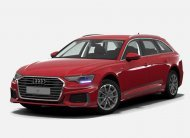 Audi A6 Avant Sport 45 TFSI quattro 245 KM Automat Czerwony Tango