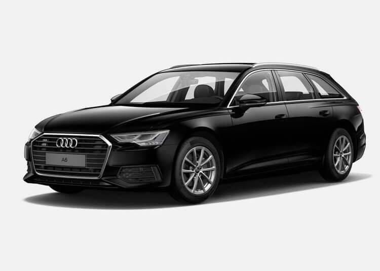 Audi A6 Avant s-line 40 TDI quattro 204 KM s-Tronic Czarny Briliant