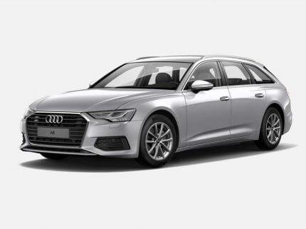 Audi A6 Sedan Sport s Line 50 TDI quattro 286 KM tiptronic Srebrny Florett w cenie PLN 282780 | 26 września 2020