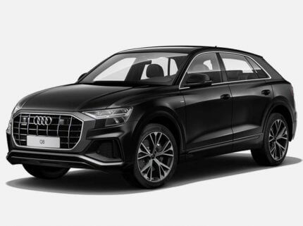 Audi Q8 SUV S line 3.0 Diesel Quattro 286 KM Automat Czarny Deep w cenie PLN 395700 | 15 kwietnia 2021