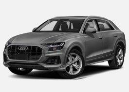 Audi Q8 SUV S line 50 TDI quattro 286 KM Automat Szary Daytona w cenie PLN 460200 Samochód do firmy i dla rodziny | 23 września 2019