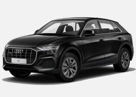 Audi Q8 SUV Sport 50 TDI Quattro 231 KM tiptronic Czarny Deep w cenie PLN 322800 Samochód do firmy i dla rodziny | 6 grudnia 2019
