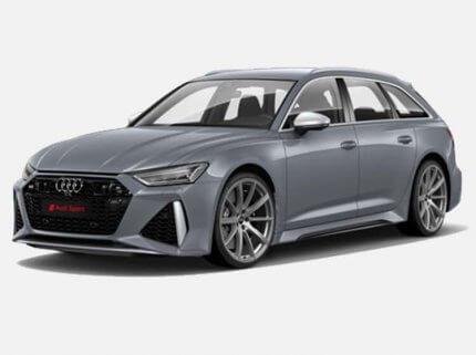 Audi RS6 Avant 4.0 Benzyna Quattro 600 KM tiptronic Szary Nardo w cenie PLN 561600 | 26 września 2020