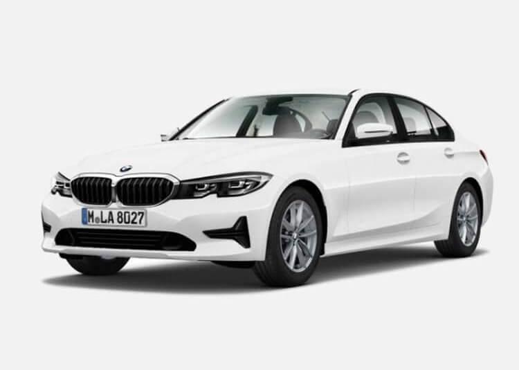 BMW 320d Sedan Sport Line 2.0 Diesel xDrive 190 KM Automat Biel Alpejska