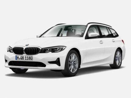 BMW 320d Touring 2.0 Diesel xDrive 190 KM Automat Biel Alpejska w cenie PLN 185900 Samochód do firmy i dla rodziny | 23 września 2019