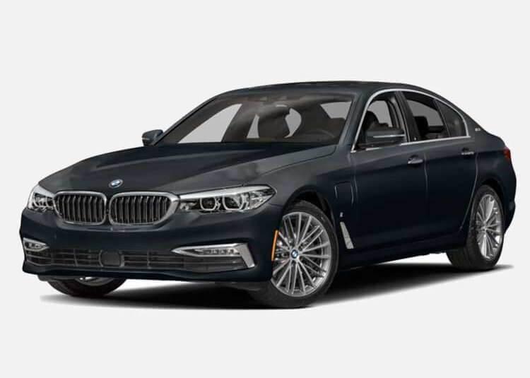 BMW 520d Sedan M-Sport 2.0 Diesel xDrive 190 KM Automat Czarny Carbon