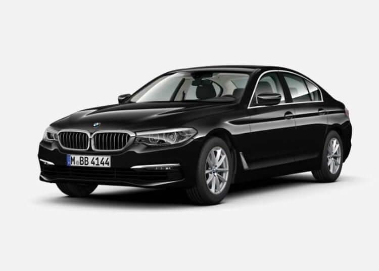 BMW 520d sedan Sport Line 2.0 Diesel RWD 190 KM Automat Czarny