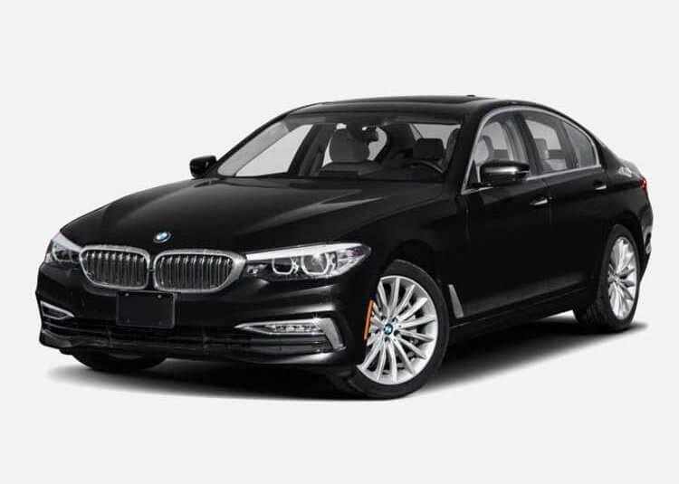 BMW 530i Sedan Luxury Line 2.0 Benzyna xDrive 252 KM Automat Czarny szafir