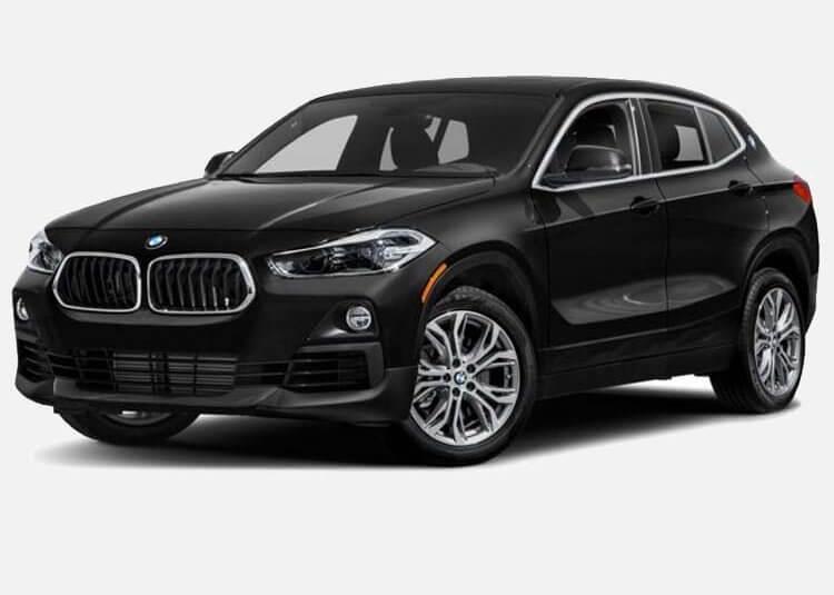 BMW X2 SUV M Sport X 2.0 Diesel xDrive 190 KM Automat Czrny Szafir