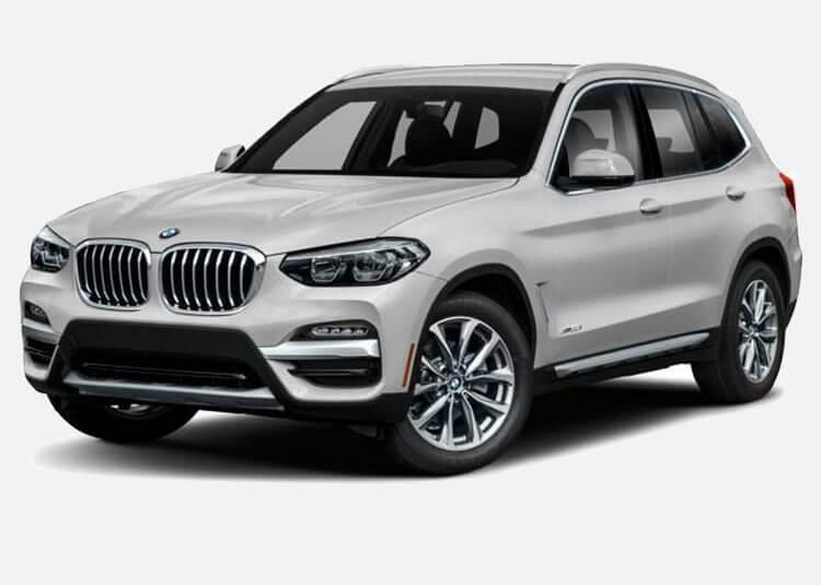 BMW X3 SUV Luxury Line 2.0 Benzyna xDrive 252 KM Automat Biel Mineralna