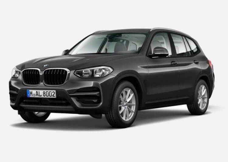 BMW X3 SUV xDrive20i 2.0 Benzyna AWD 184 KM Automat Szary Sophisto