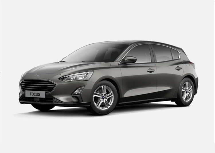 Ford Focus Hatchback Trend Edition 1.0 Benzyna FWD 125 KM Manual Magnetic Grey