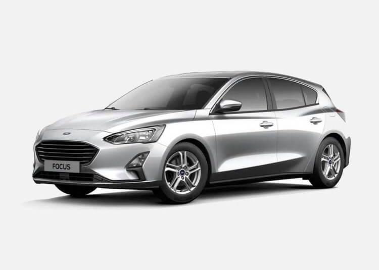 Ford Focus Hatchback Trend Edition 1.5 Diesel FWD 120 KM Manual Moondust Silver