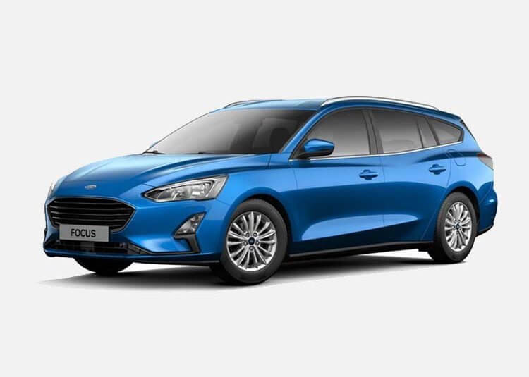 Ford Focus Wagon ST-Line 1.5 Benzyna FWD 150 KM Manual Desert Island Blue