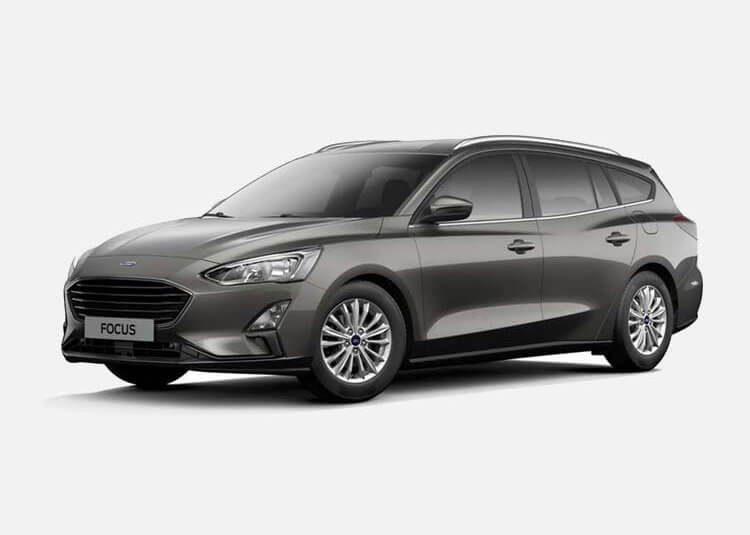 Ford Focus Wagon Trend Edition 1.5 Diesel FWD 120 KM Manual Magnetic Grey