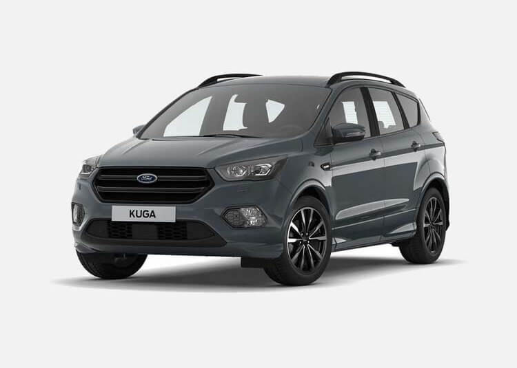 Ford Kuga SUV ST-Line 2.0 Diesel AWD 180 KM Automat Stealth Grey