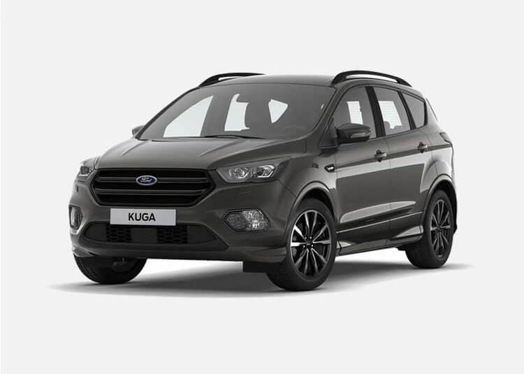 Ford Kuga SUV ST-Line Pakiet X 2.0 Diesel AWD 180 KM Automat Magnetic Grey