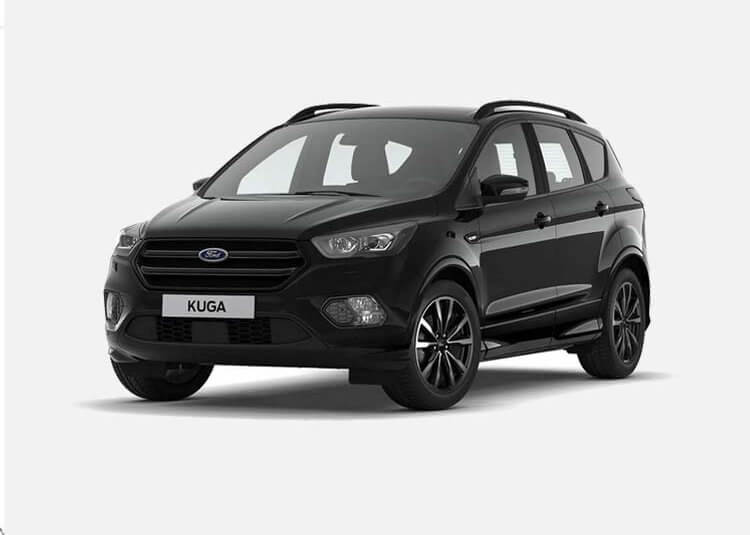 Ford Kuga SUV ST-Line Pakiet X 2.0 Diesel AWD 180 KM Automat Mica Shadow Black