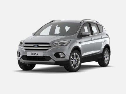 Ford Kuga SUV Titanium 2.0 Diesel AWD 150 KM Manual Moondust Silver w cenie PLN 117128 | 26 września 2020