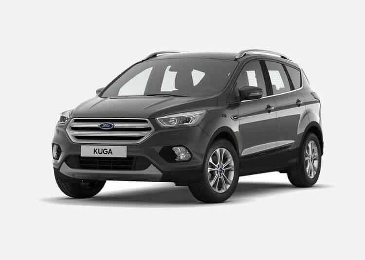 Ford Kuga SUV Titanium Pakiet X 1.5 Benzyna FWD 150 KM Manual Magnetic Grey