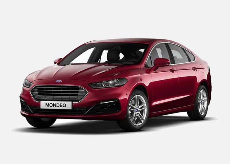 Ford Mondeo Sedan Titanium 1.5 Benzyna FWD 165 KM Manual Ruby Red