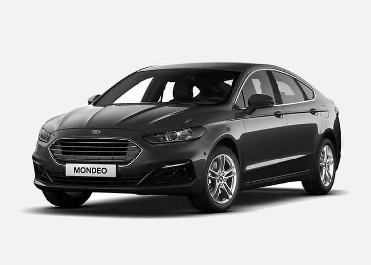 Ford Mondeo Sedan Titanium 2.0 Diesel FWD 150 KM Manual Magnetic Grey