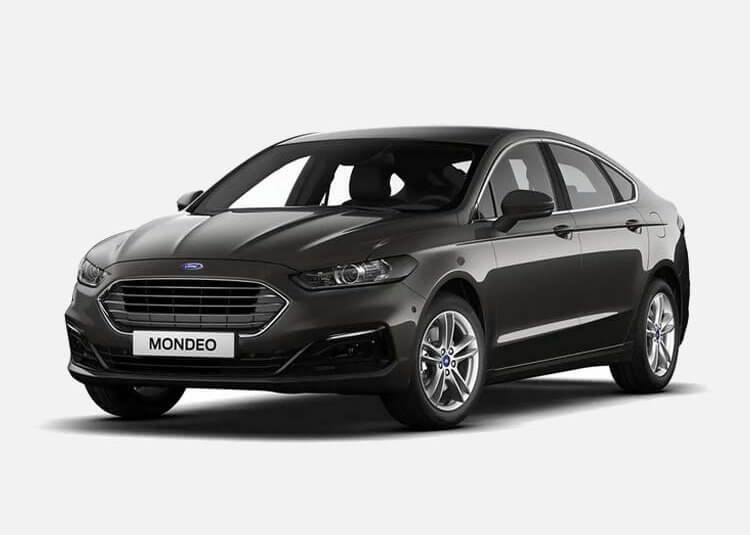 Ford Mondeo Sedan Trend 2.0 Diesel FWD 150 KM Manual Magnetic Grey
