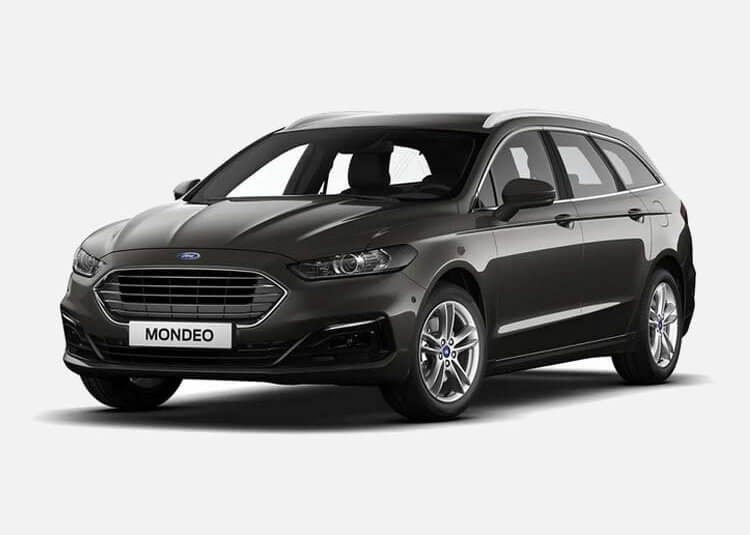 Ford Mondeo Wagon Edition 2.0 Diesel FWD 150 KM Manual Magnetic Grey