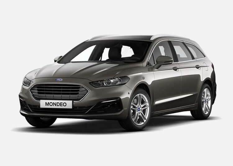 Ford Mondeo Wagon Titanium 1.5 Benzyna FWD 165 KM Manual Diffused Silver