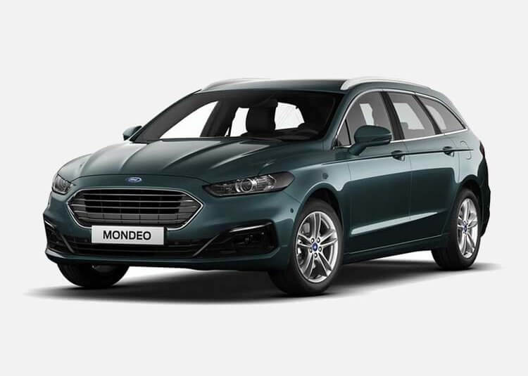 Ford Mondeo Wagon Trend 1.5 Benzyna FWD 165 KM Manual Urban Tea