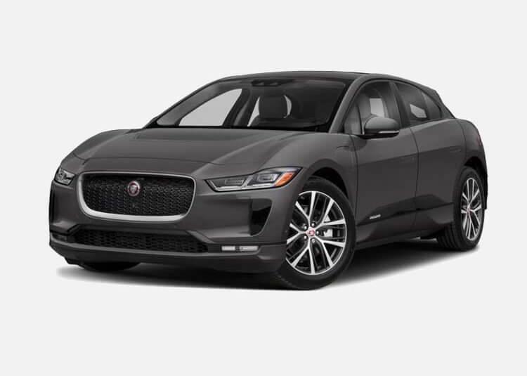 Jaguar I-Pace SUV HSE EV EV AWD 400 KM Automat Corris Grey