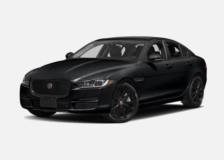 Jaguar XE Sedan Prestige 2.0 Diesel AWD 180 KM Automat Ultimate Black