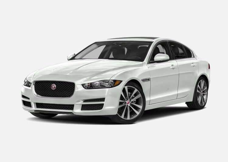 Jaguar XE Sedan Pure 2.0 Diesel RWD 180 KM Automat Fuji White