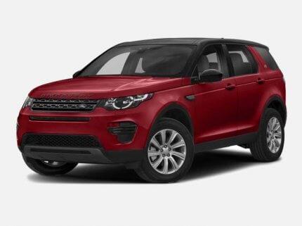 Land Rover Discovery Sport SUV Pure 2.0 Diesel 4WD 150 KM Automat Firenze Red w cenie PLN 211160 Samochód do firmy i dla rodziny | 6 grudnia 2019