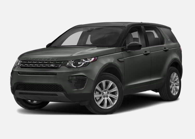 Land Rover Discovery Sport SUV SE 2.0 Diesel 4WD 150 KM Automat Corris Grey
