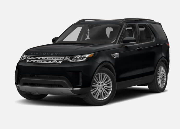 Land Rover New Discovery SUV HSE 2.0 Diesel 4WD 240 KM Automat Santorini Black