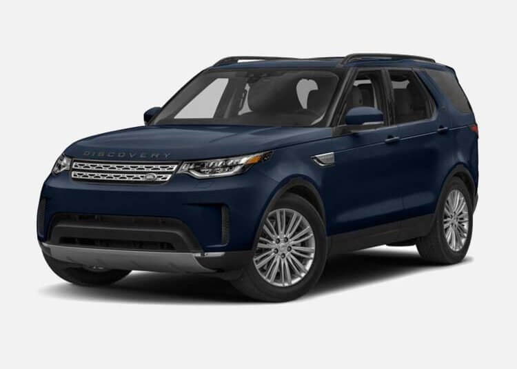 Land Rover New Discovery SUV HSE 3.0 Diesel AWD 306 KM Automat Loire Blue