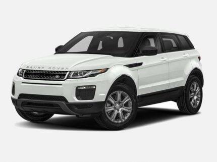 Land Rover Range Rover Evoque SUV HSE 2.0 Benzyna AWD 249 KM Automat Fuji White w cenie PLN 261510 | 26 września 2020