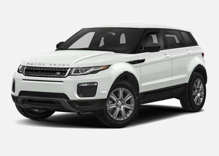 Land Rover Range Rover Evoque SUV R-Dynamic 2.0 Diesel AWD 150 KM Automat Fuji White