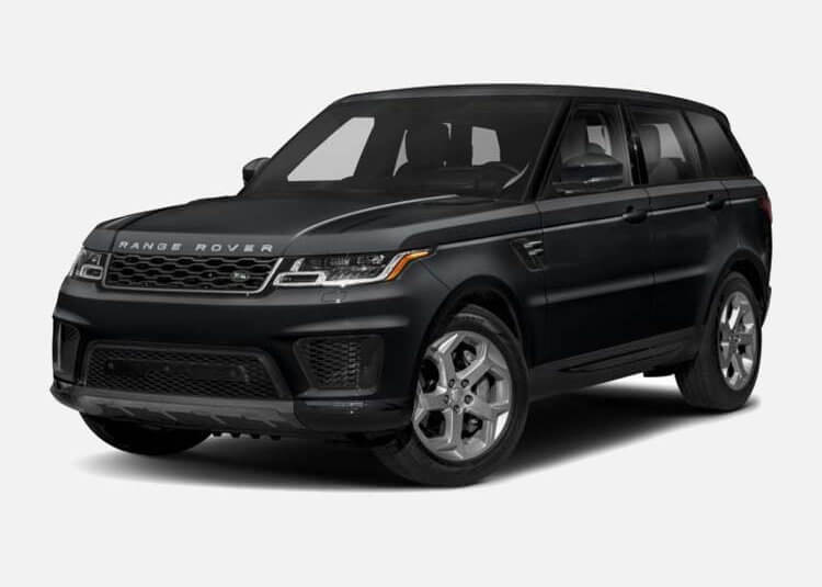 Land Rover Range Rover Sport SUV HSE Dynamic 5.0 Benzyna 4WD 525 KM Automat Santorini Black