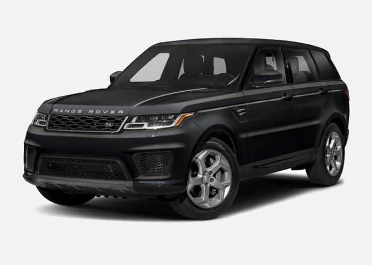 Land Rover Range Rover Sport SUV SE 2.0 Benzyna 4WD 300 KM Automat Santorini Black