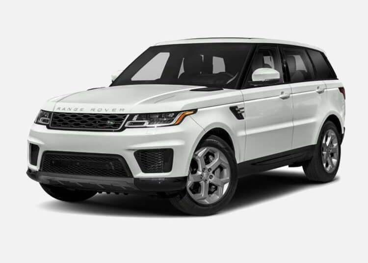 Land Rover Range Rover Sport SUV SE 3.0 Diesel AWD 249 KM Automat Fuji White