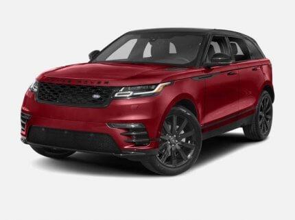 Land Rover Range Rover Velar SUV R Dynamic S 2.0 Benzyna 4WD 250 KM Automat Firenze Red w cenie PLN 275530 | 15 kwietnia 2021