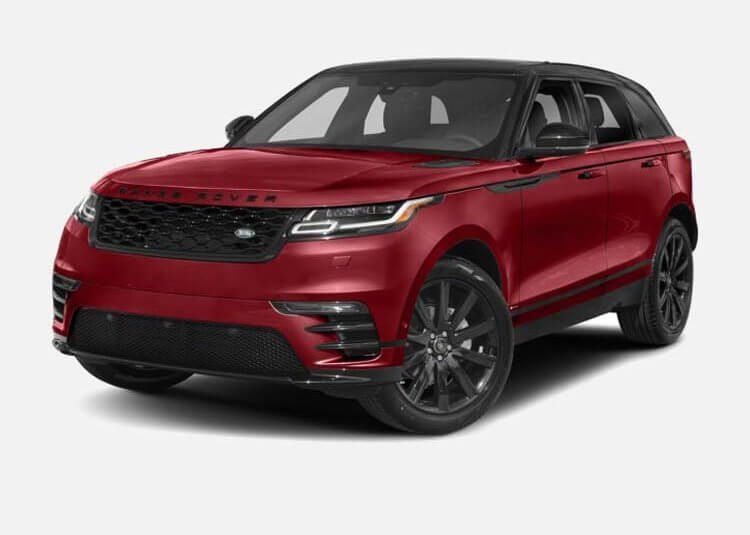 Land Rover Range Rover Velar SUV R-Dynamic S 2.0 Benzyna 4WD 250 KM Automat Firenze Red