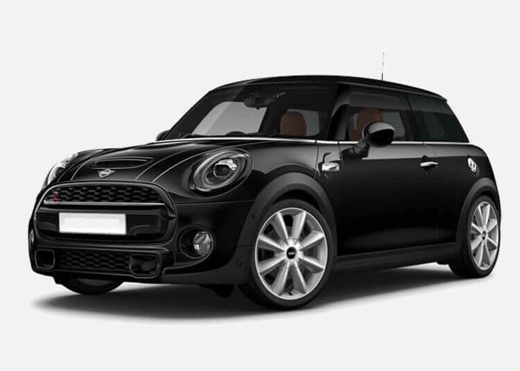Mini Cooper S Coupe 2WD 2.0 Benzyna FWD 192 KM Manual Midnight Black