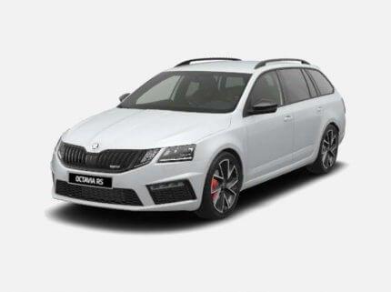 Skoda Octavia Combi RS 2.0 Benzyna FWD 245 KM Automat Biel Moon w cenie PLN 139348 Samochód do firmy i dla rodziny | 6 grudnia 2019
