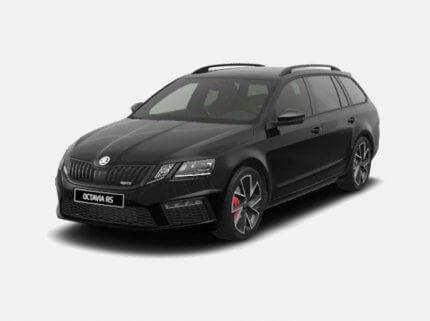 Skoda Octavia Combi RS 2.0 Benzyna FWD 245 KM Automat Czarny Magic w cenie PLN 139348 Samochód do firmy i dla rodziny | 6 grudnia 2019